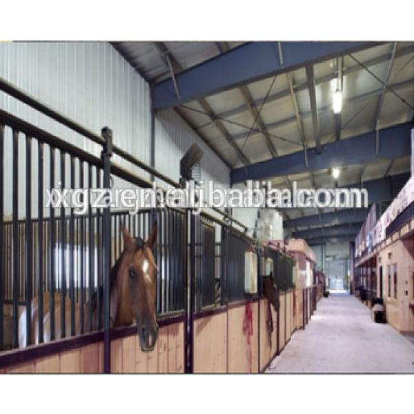 Prefab Indoor Riding Arenas And Steel Horse Barns for sale #1 image