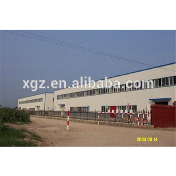 high rise professional galvanized steel structure #1 image