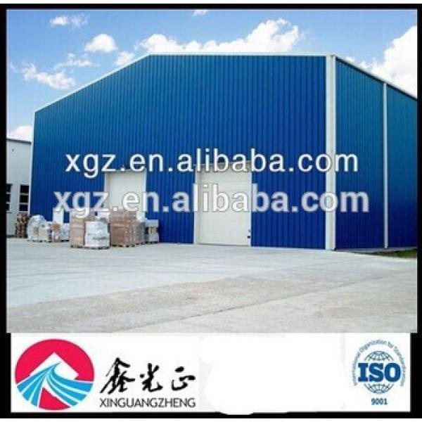 2016! Hot sales Low cost Prefabricated Car Garage Shed With ISO Certification #1 image