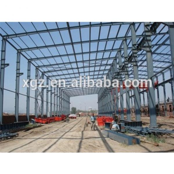 insulated steel frame peb steel structure #1 image