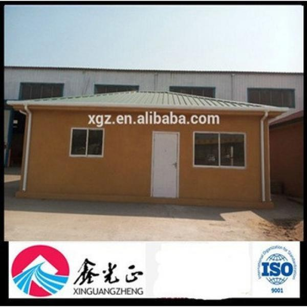 New Design China Steel Structure Prefabricated Houses #1 image