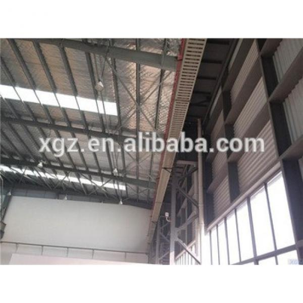 large span ISO & CE certificated steel structure prefabricated #1 image
