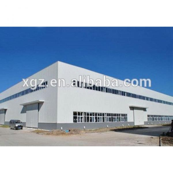 well welded fast construction steel structure building #1 image
