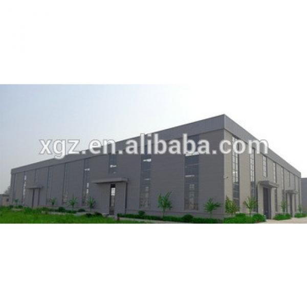well welded steel frame agricultural warehouse plant #1 image