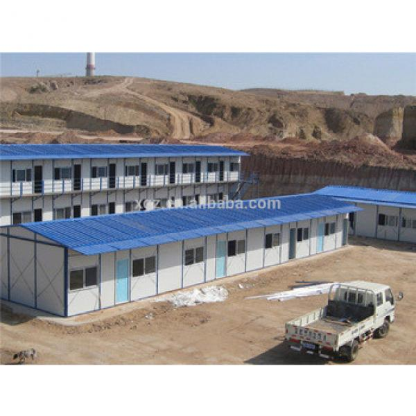 Easy assembly comfortable temporary prefab mining building #1 image
