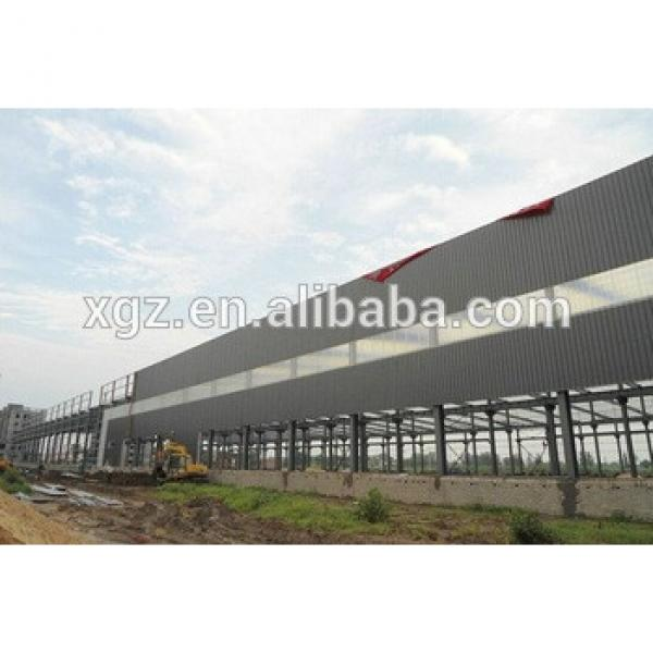 structrual well designed steel building plant layout #1 image