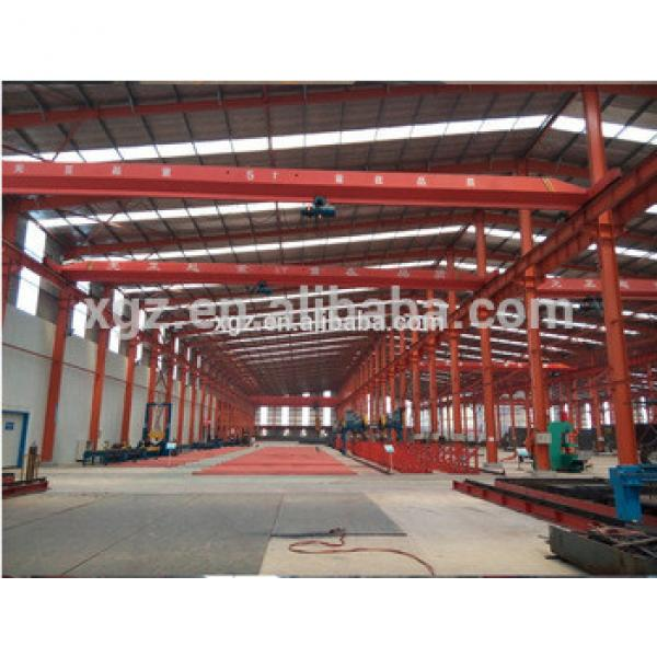 china export big light steel structure building steel structure #1 image