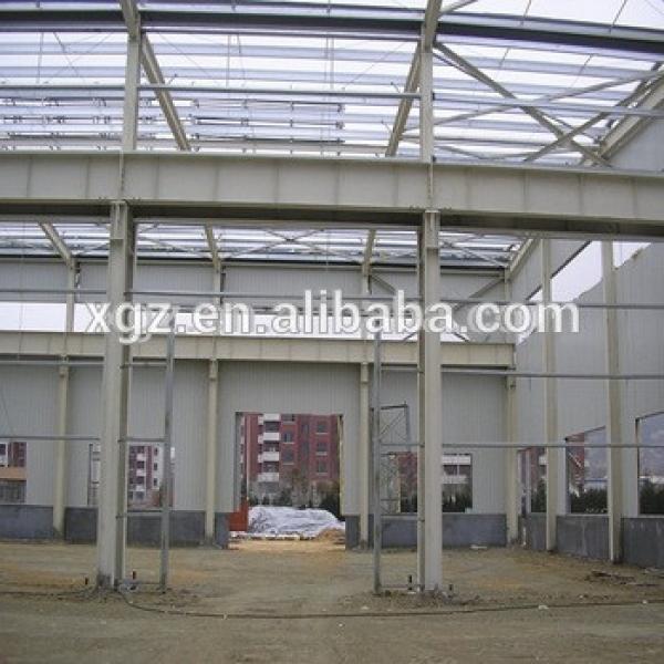 pre engineered clear span steel warehouse/workshop/shed #1 image