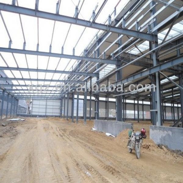 steel structure sandwich panel life steel structure workshop/warehouse #1 image