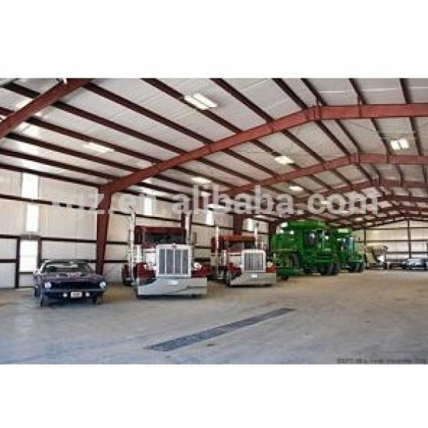 high quality cheap low cost prefab warehouse metal shed sale #1 image