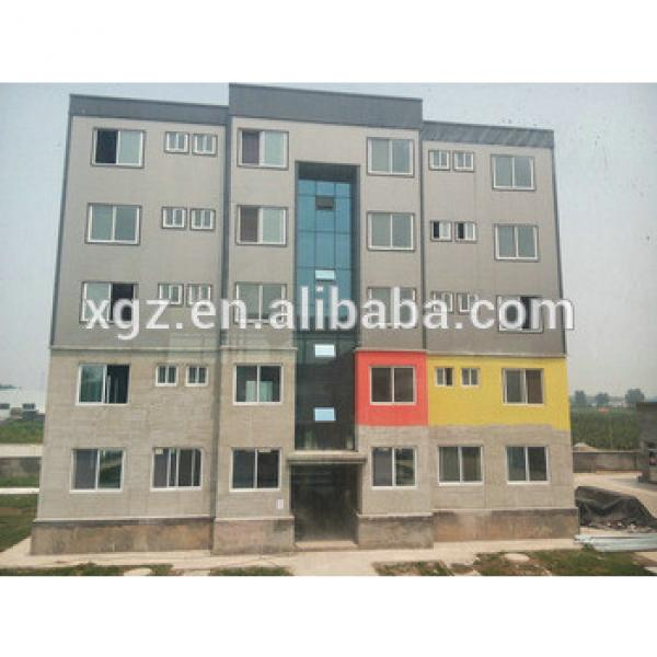 prefabricated house & family living house EPS cementsandwich panel used prefab building #1 image