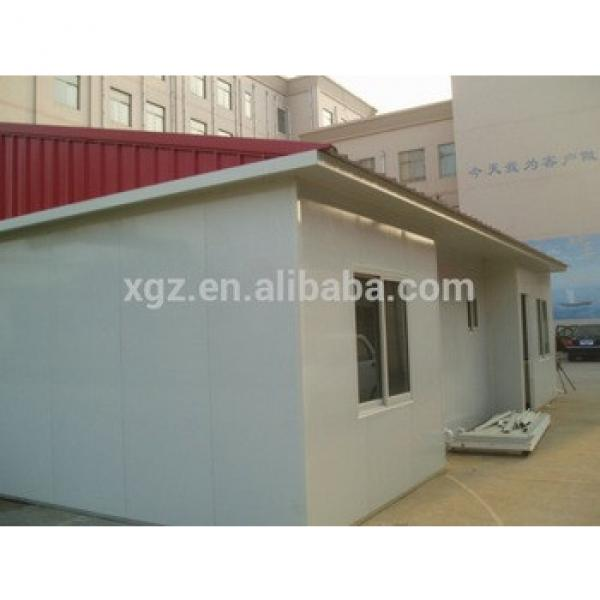 prefab steel insulated portable folding cabins #1 image