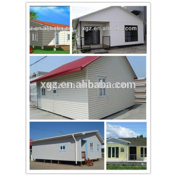 Prefabricated Houses For Family Living #1 image
