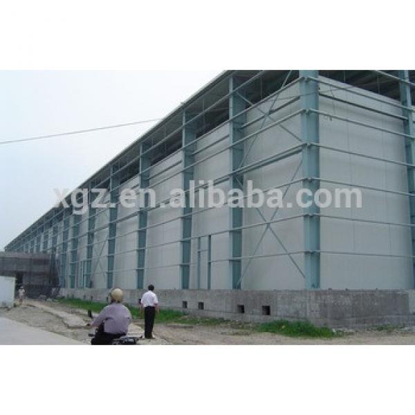workshop/warehouse prefabricated outdoor storage sheds #1 image