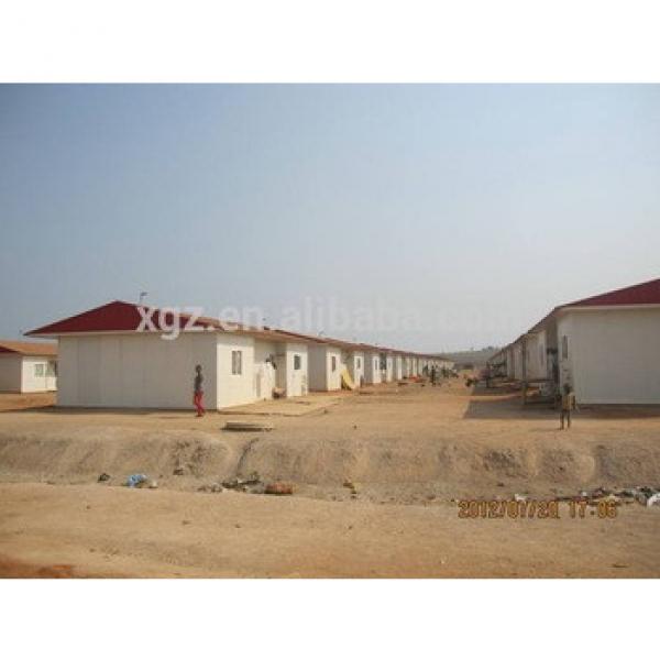 prefabricated portacabin light steel housing #1 image