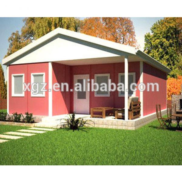 Modern prefabricated house prices fast install #1 image