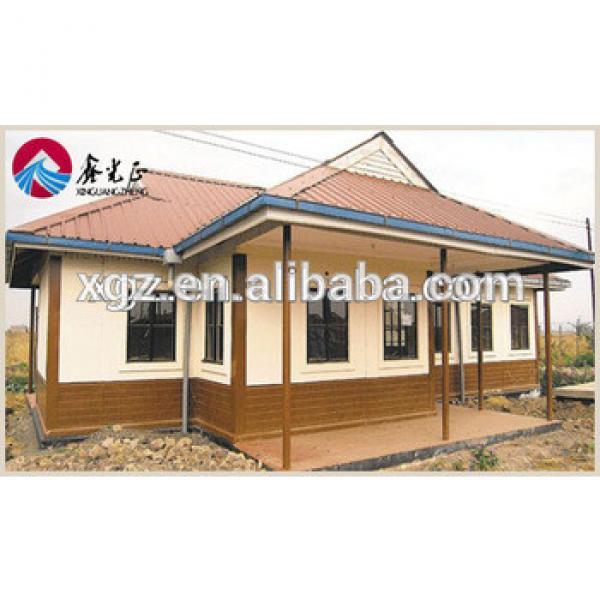 Prefabricated houses/light steel house/prefab house #1 image