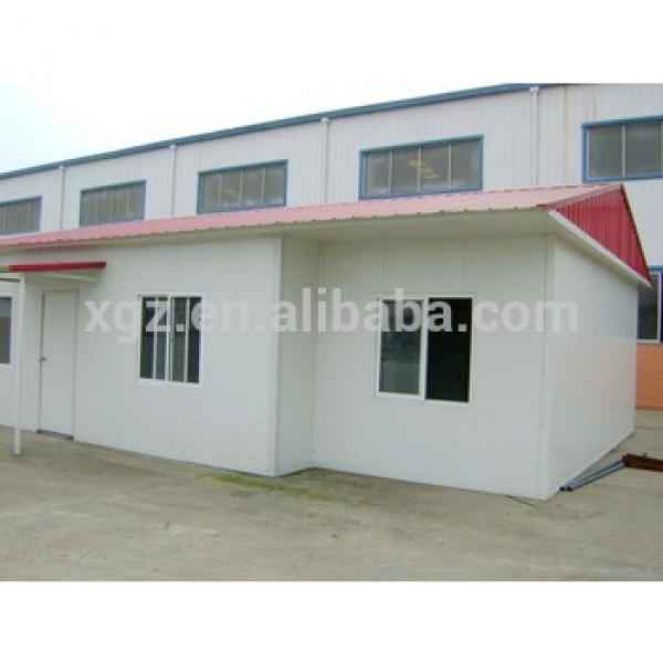 low cost home house prefabricated steel building #1 image