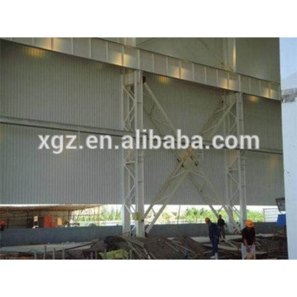 two story multi-span readymade steel structures for factory #1 image