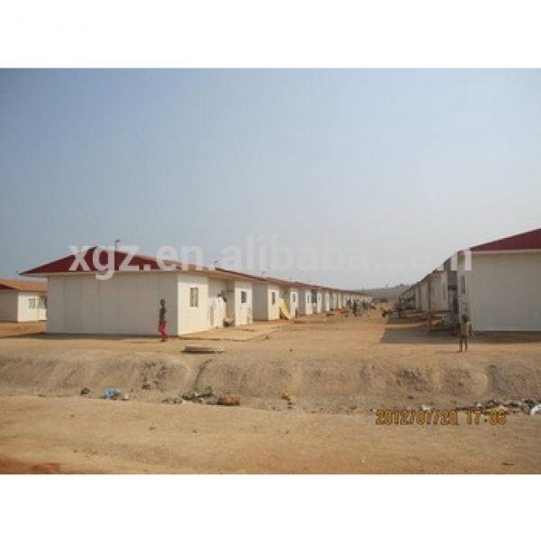 Prefab Modern Easy installation Low Cost Housing #1 image