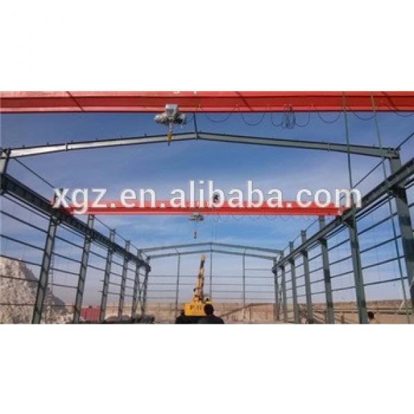 removable light steel structure building workshop #1 image