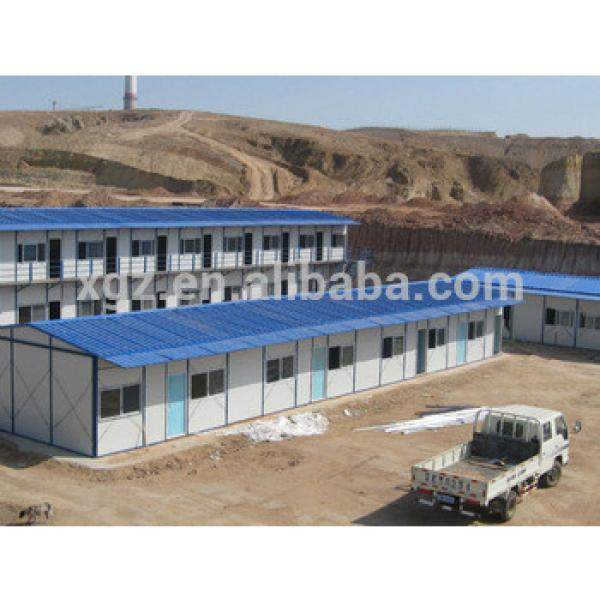 Durable low cost prefab modular mining camp #1 image