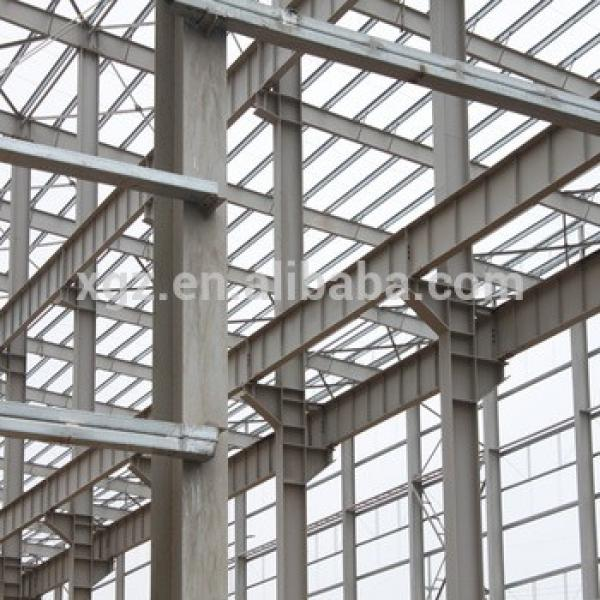 steel structure godown design #1 image