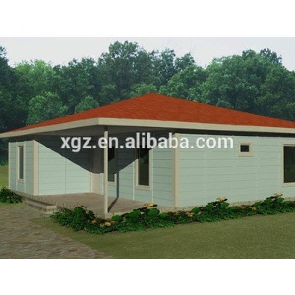 modernized best selling cheap prefab modern cabins in south america #1 image