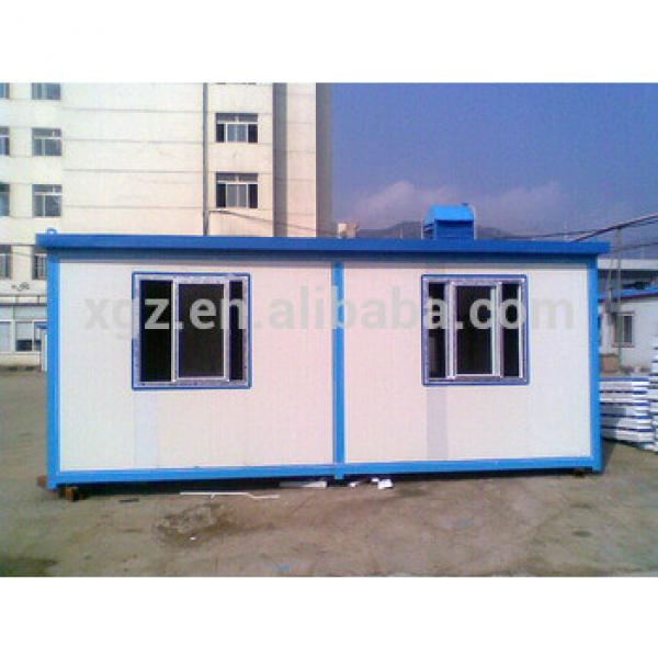 AFRICA's first choice easy assembly portable modular homes #1 image