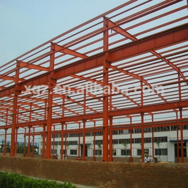 Stainless Steel Structure Space Frame Construction Building #1 image