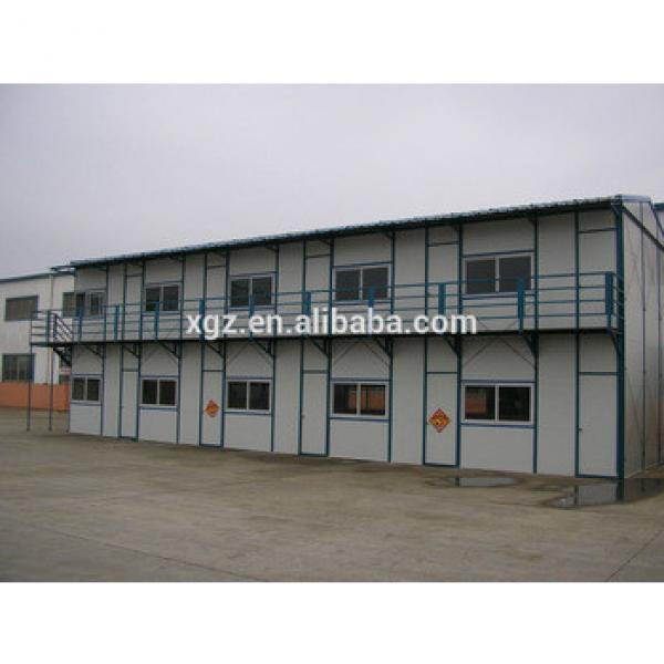 simple two-storied steel prefabricated house philippines for sale #1 image