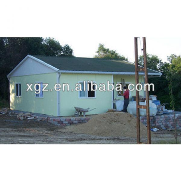 Prefab Modern Living Steel House #1 image