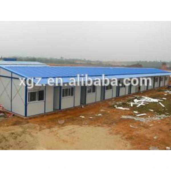 China widely used prefab house for camp house #1 image