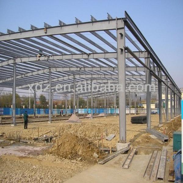 Good steel beam house frame #1 image