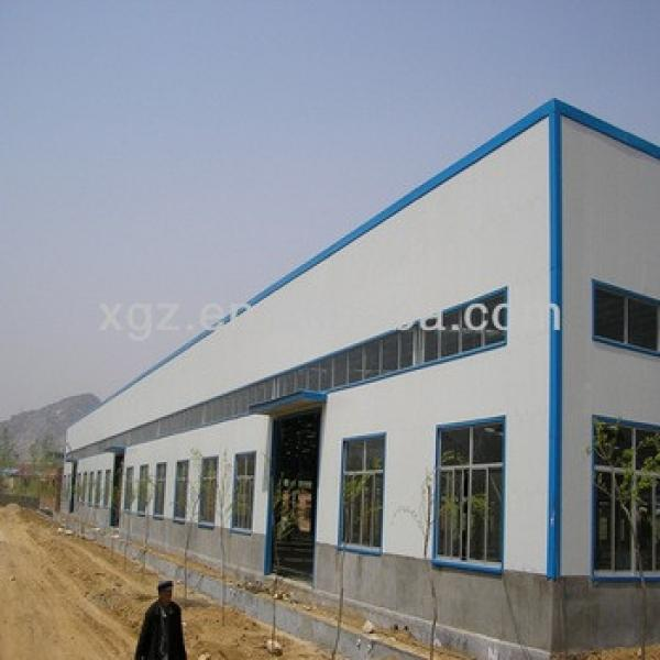 steel building showroom warehouse #1 image