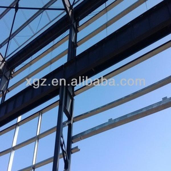 High quality steel industrial construction #1 image