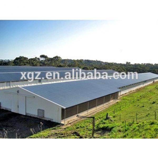 prefab farm warehouse design with Australia standards #1 image