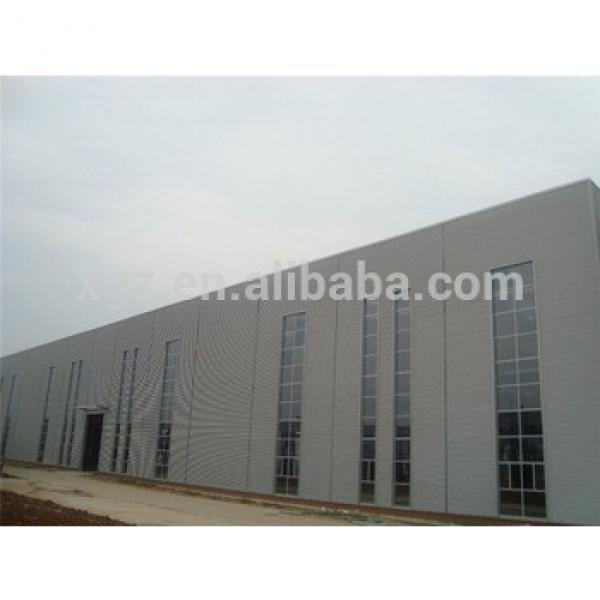Steel structure prefabricated industrial temporary shed #1 image