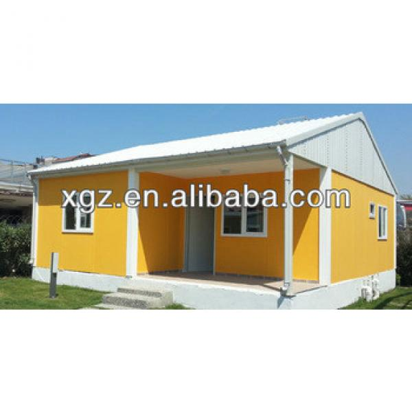 low cost modern design china house prefab for sale #1 image