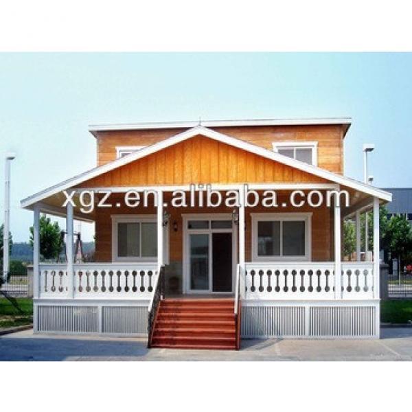 high quality modernized cheap modern export prefab house #1 image