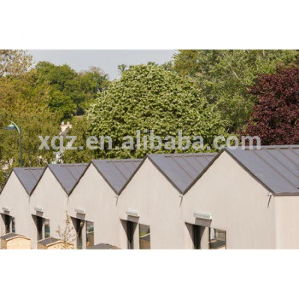 high quality modernized cheap prefabricated sandwich panel house #1 image