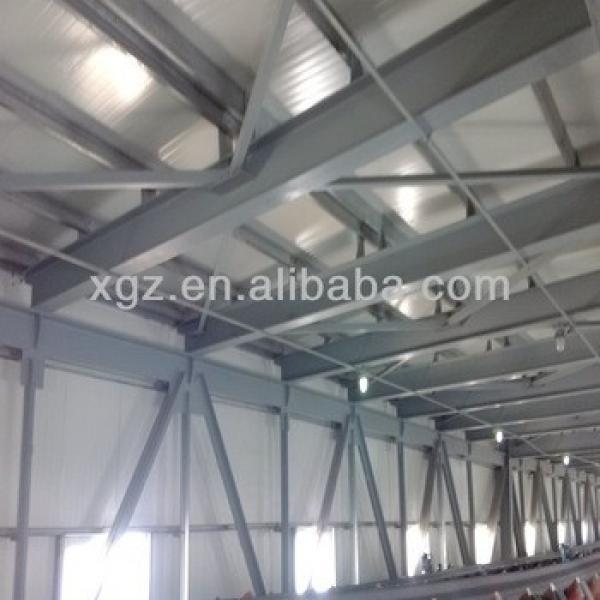 Steel bar warehouse storage #1 image