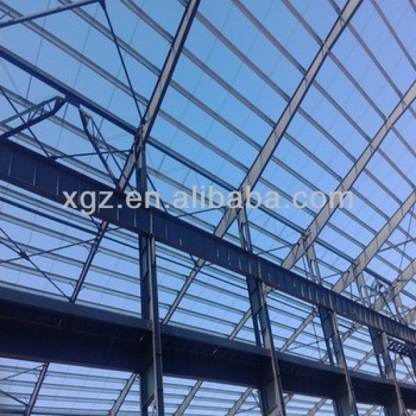 Steel structural hangar #1 image