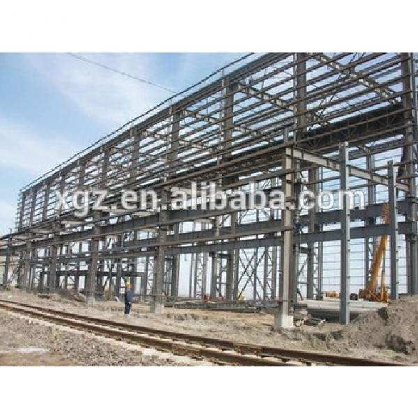 Professional Factory of Prefabricated Light Gauge Metal Construction Building #1 image