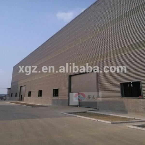 Prefab Warehouse and Office Building #1 image