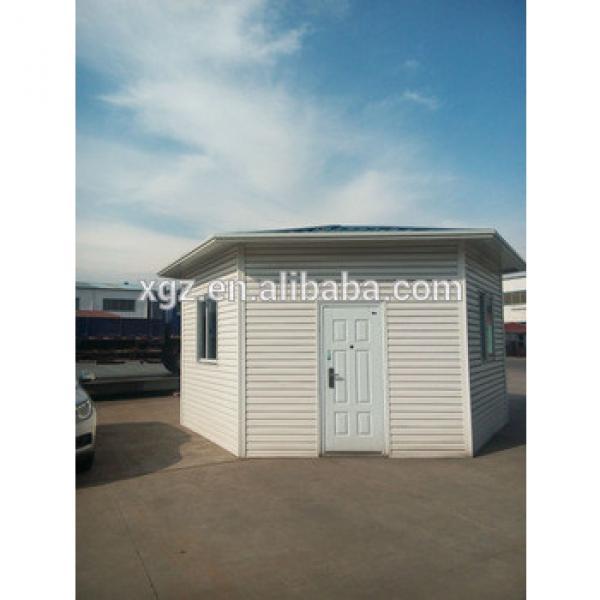 cheap nice appearance hexagonal mobile homes houses #1 image