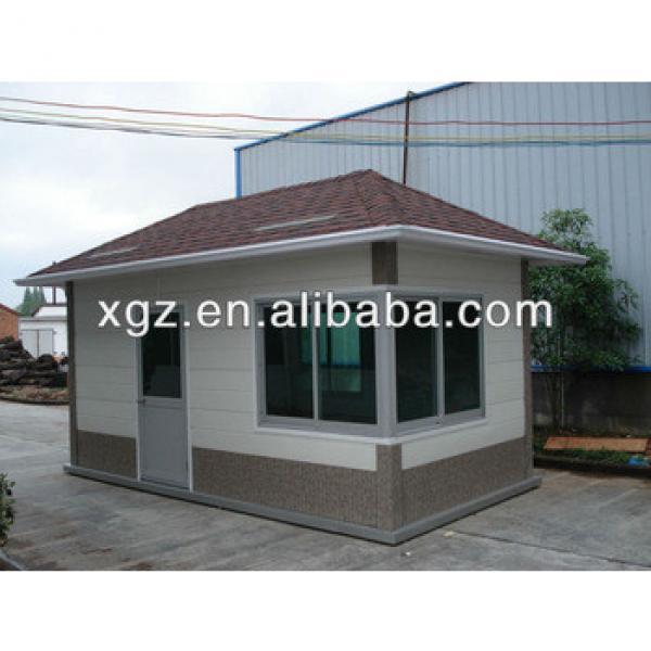 Easy Assembled Prefabricated Guard House/Sentry Box #1 image