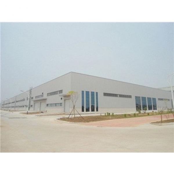 fast construction qualified industrial workshop / plant / warehouse #1 image