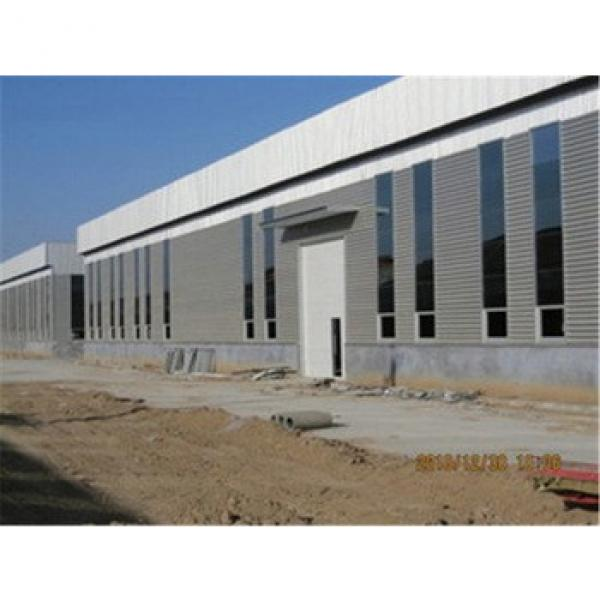 removable turnkey project metal frame steel structure plant/ warehouse/workshop #1 image
