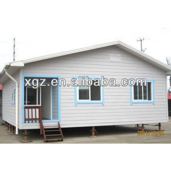 Movable Steel Prefab House For Sale #1 image